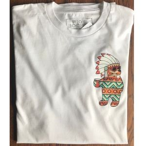 Riot Society for PacSun Tribal Party Bear Tee